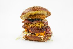 The Chorizzo Double Burgr image