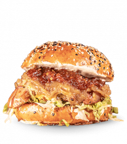 Hot Spicy Mess Burgr image