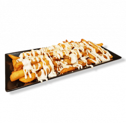 BlueCheese& Ranch Loaded Fries image