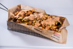 The Burgr Loaded Fries image
