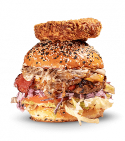 Texas Mad Cow Burgr image