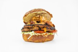 The Juicy Lucy Burgr image