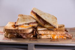 Factory`s Grilled Cheese Sandwich