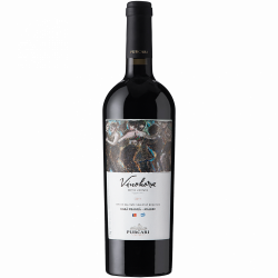 Vin rosu - Purcari, Vinohora, Rara neagra si Malbec, sec, 2017 image