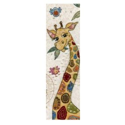 Semn de carte - Giraffe image