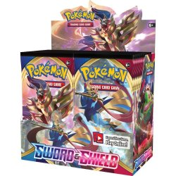 Pokemon TCG: Sword and Shield Booster