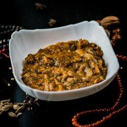 Mushroom Keema Masala  (Vegan) image