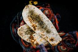 Garlic Tawa Naan       image