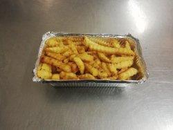 Aloo Finger Fries (Vegan) image