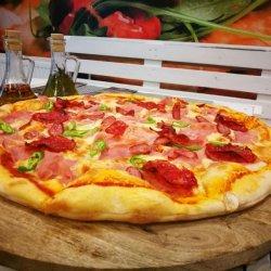 Pizza Diavola clasică