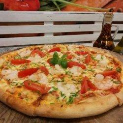 Pizza Gamberetti gigant