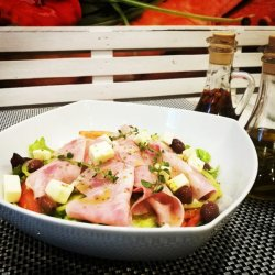 Salata Parma