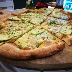 Pizza Pesto clasică image