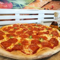Pizza Salamino clasică image