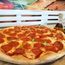 Pizza Salamino gigant