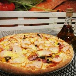 Pizza Țărănească gigant
