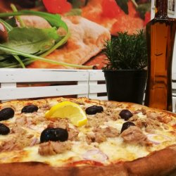 Pizza Tonno gigant image