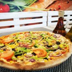 Pizza Verdura gigant