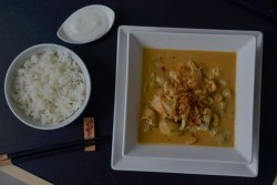 Malaysian curry image