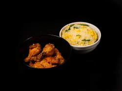 Thai spicy chicken wings image