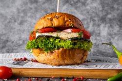 Blue Cheese Stuffed Burger image