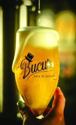 Bucur blonda draught 500 ml  image