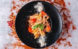 Italian Arrabbiata Pasta  image