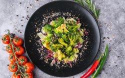 Healthy Cooked Broccoli image