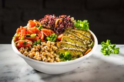 Salată Oriental Vegan image