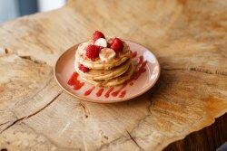Be nuts pancakes