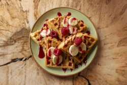 Be nuts waffles