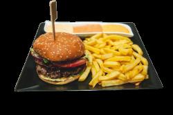 30% reducere: American burger (cartofii nu sunt inclusi) image