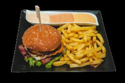 Burger God (cartofii nu sunt inclusi) image