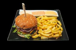 Egg burger (cartofii nu sunt inclusi) image