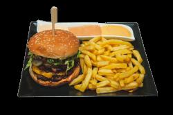Fifti Fifth burger (cartofii nu sunt inclusi) image