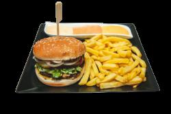 30% reducere: Hamburger (cartofii nu sunt inclusi) image