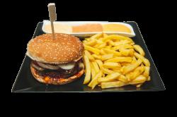 30% reducere: Pretty spicy burger (cartofii nu sunt inclusi) image