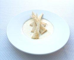 Supă cremă de brânză