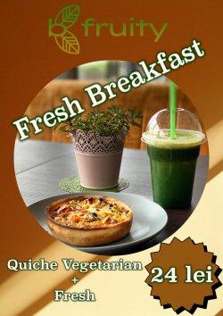 Fresh Breakfast 1