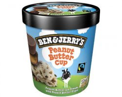 Ben&Jerry`s Peanut Butter Cup 500 ml