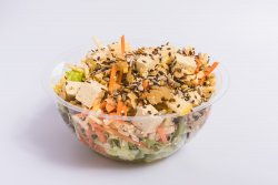 Vegan`s salad