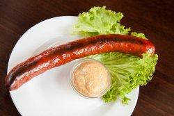 Cârnați cu cașcaval picant Kaasekrainer chilli cu muștar image