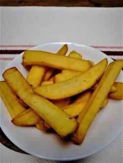 Cartofi rustici prăjiți