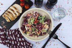 Salata cu piept de pui image