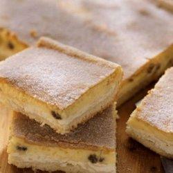Plăcintă cu brânză dulce image