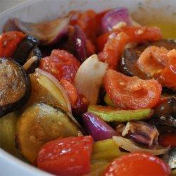 Salată de legume coapte image