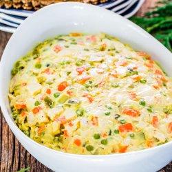 Salată boeuf fără carne image