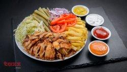 Farfurie shawarma pui image