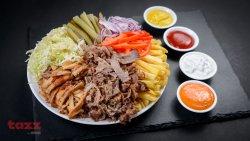 Farfurie shawarma mix image