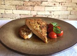 French Chicken Schnitzel image
